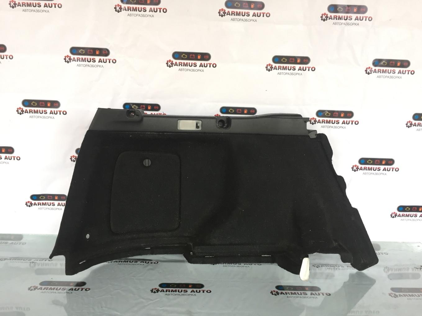 Обшивка багажника Toyota Corolla Fielder ZZE122 левая