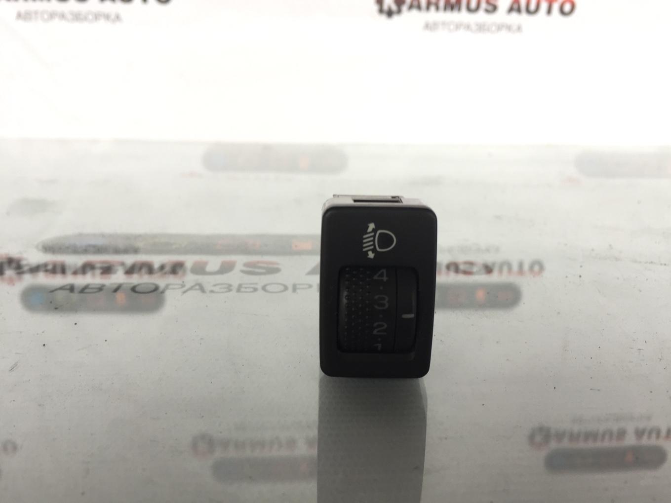 Кнопка корректора фар Subaru Legacy BE5