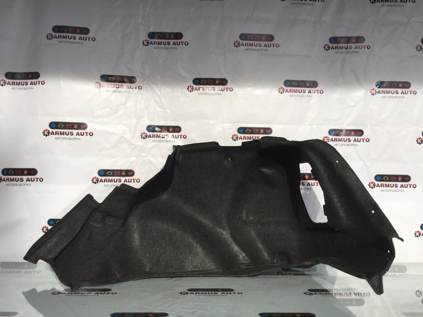 Обшивка багажника Toyota Corolla NZE121 правая