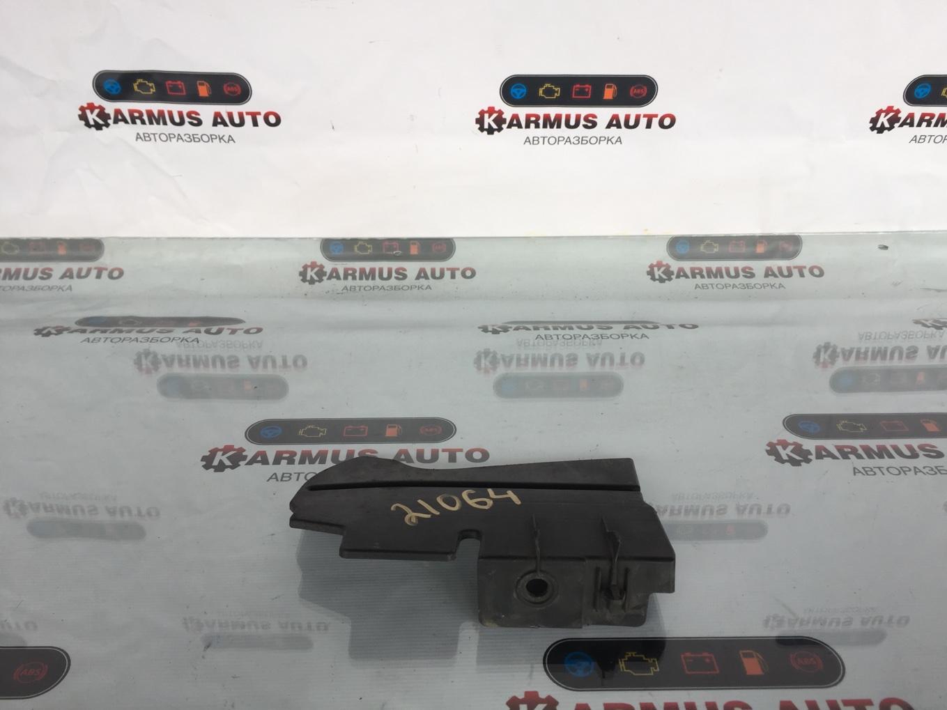Защита радиатора Toyota Wish ANE10 правая