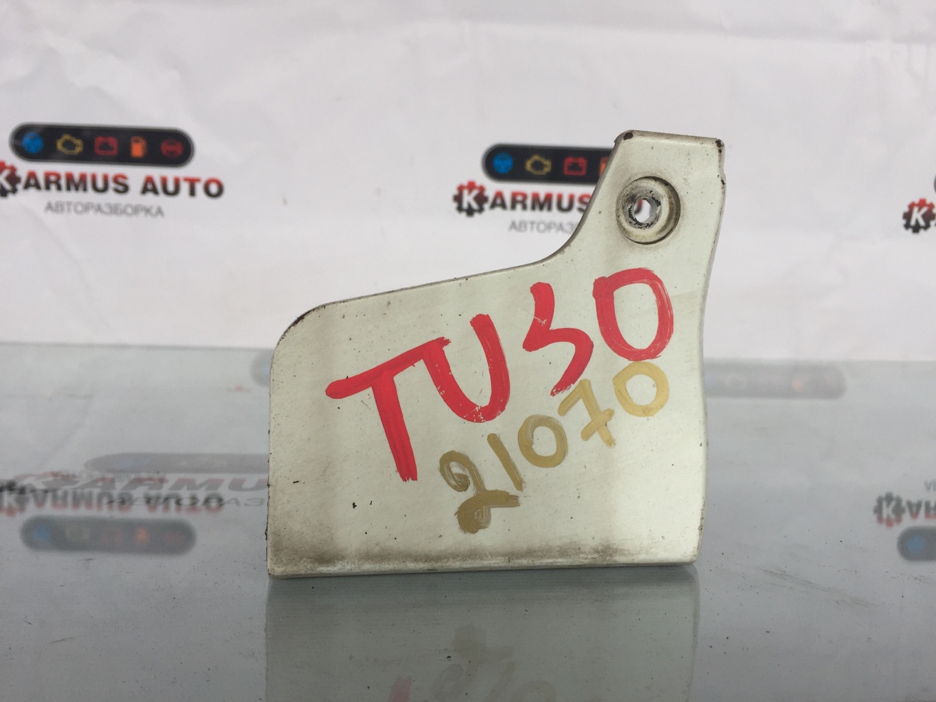 Брызговик Nissan Presage TU30 задний правый