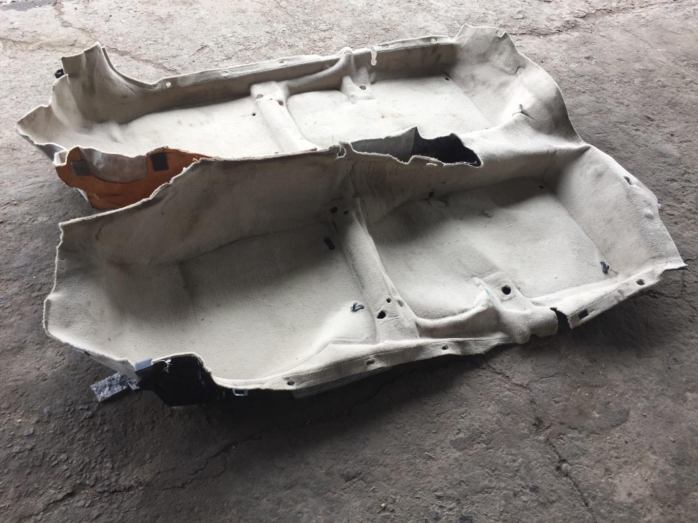 Ковровое покрытие Toyota Windom MCV30