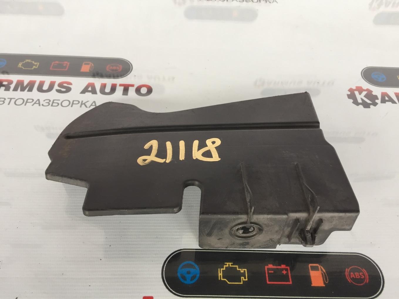 Защита радиатора Toyota Wish ZNE10 правая