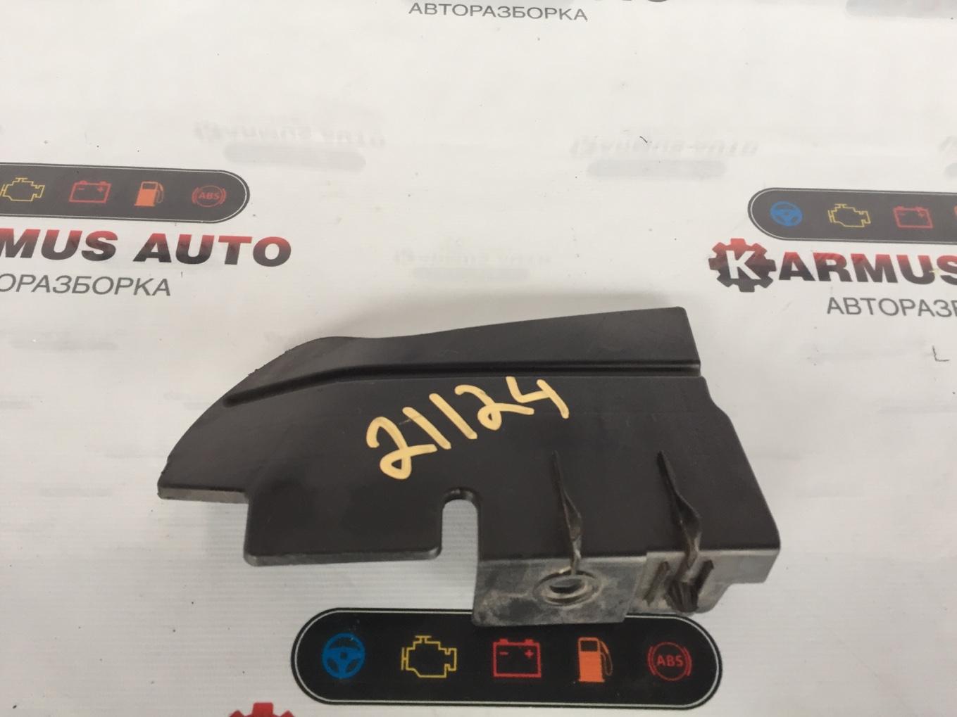 Защита радиатора Toyota Wish ZNE10 левая