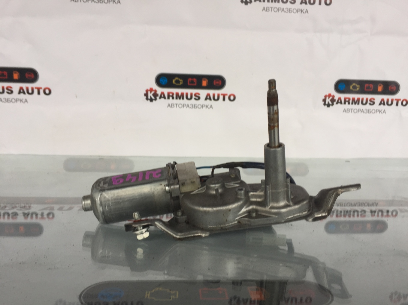 Мотор дворников Toyota Vitz SCP90