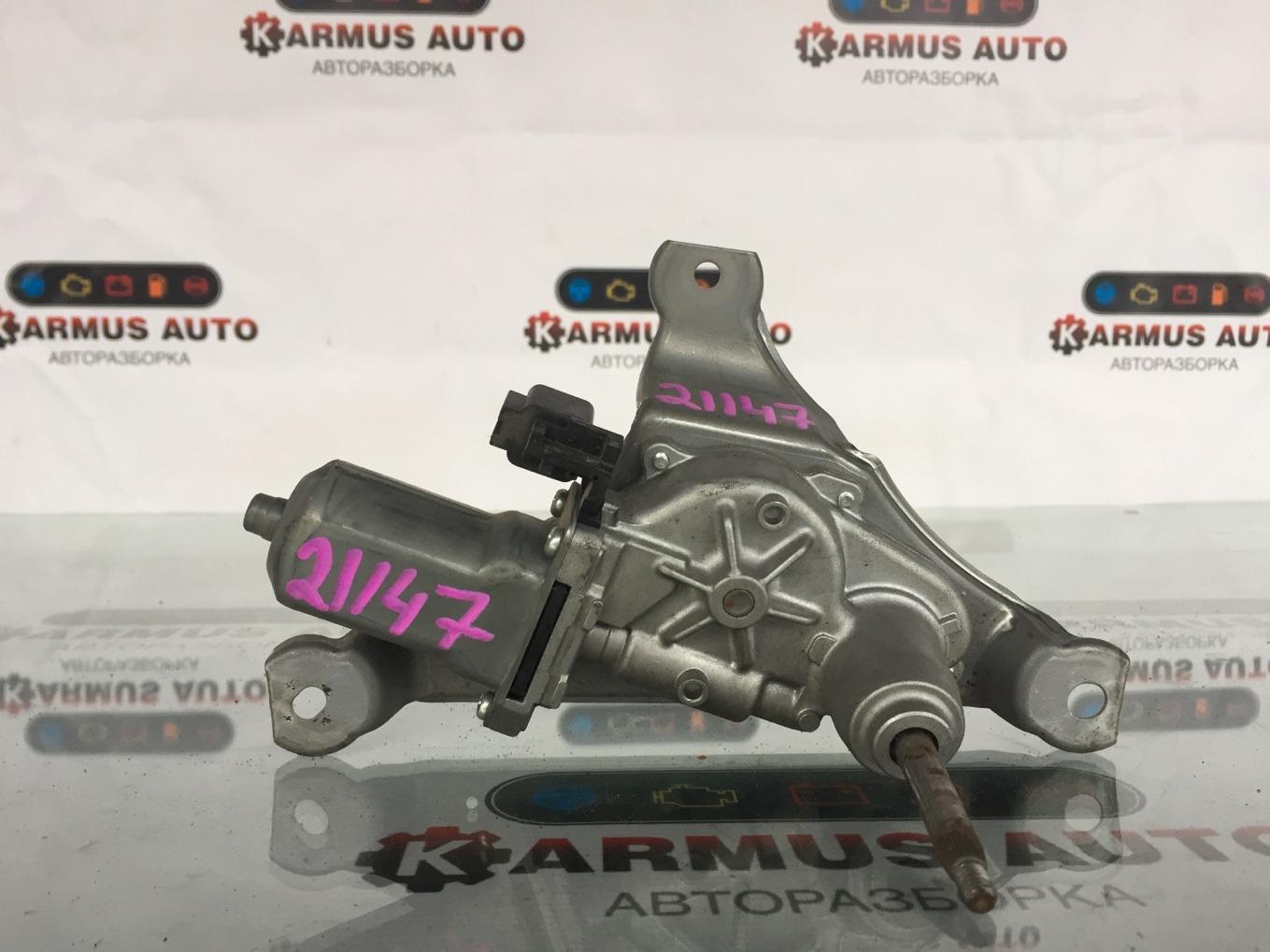 Мотор дворников Toyota Vitz KSP130 задний