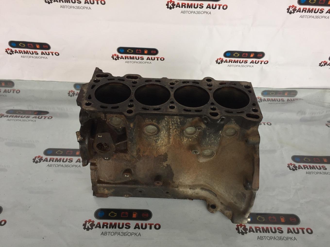 Блок цилиндров Mazda Premacy CP8W