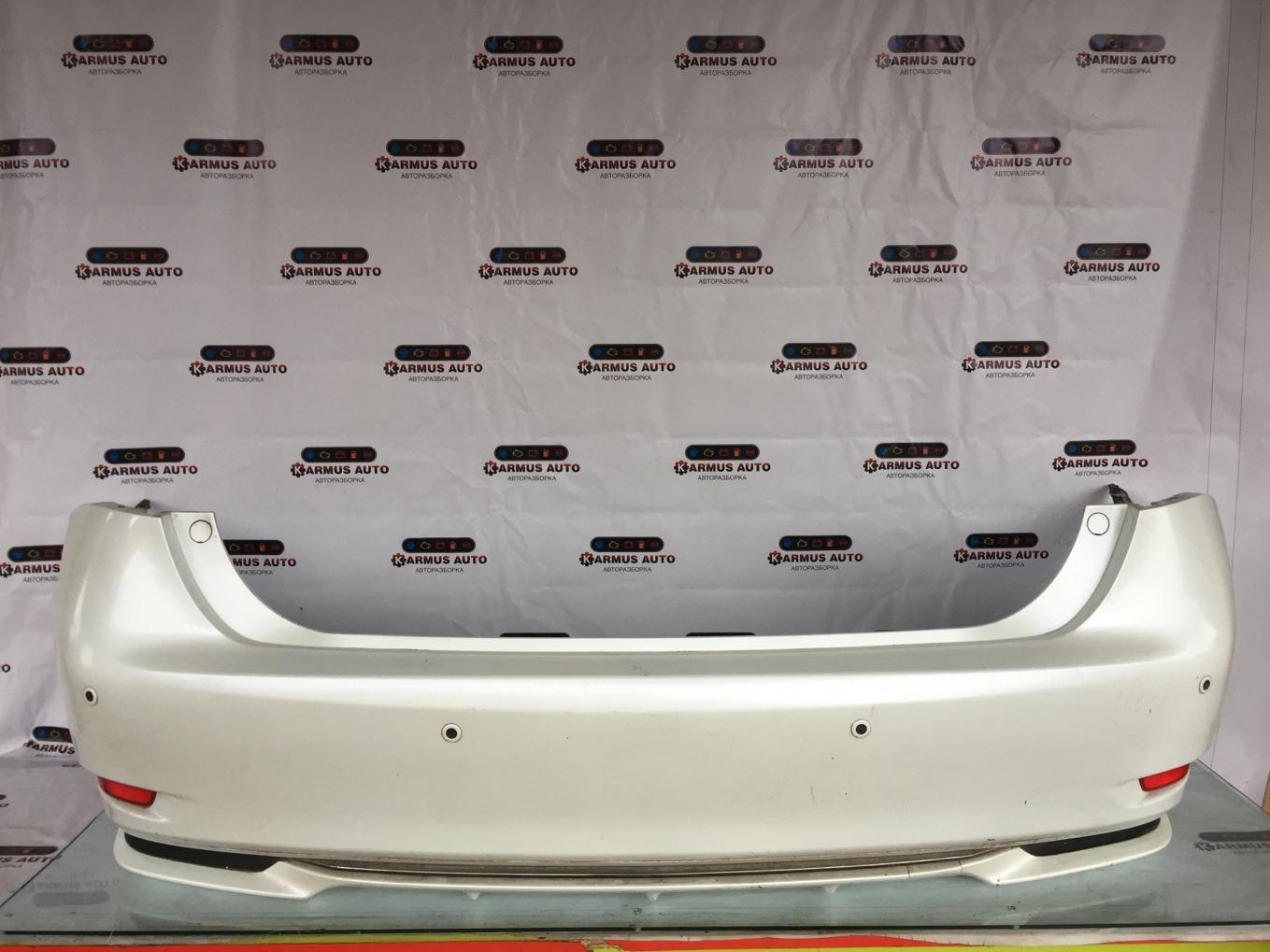 Бампер Lexus Gs450H GWL10 2GRFXE 2012 задний