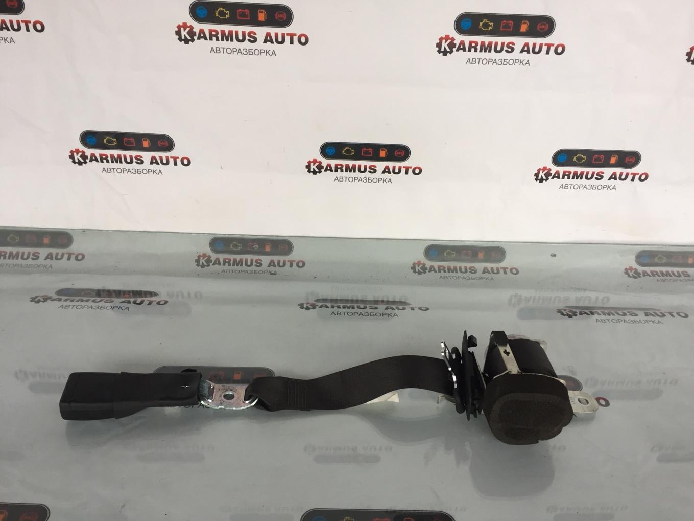 Ремень безопасности Lexus Gs450H GWL10 2GRFXE 2012 задний