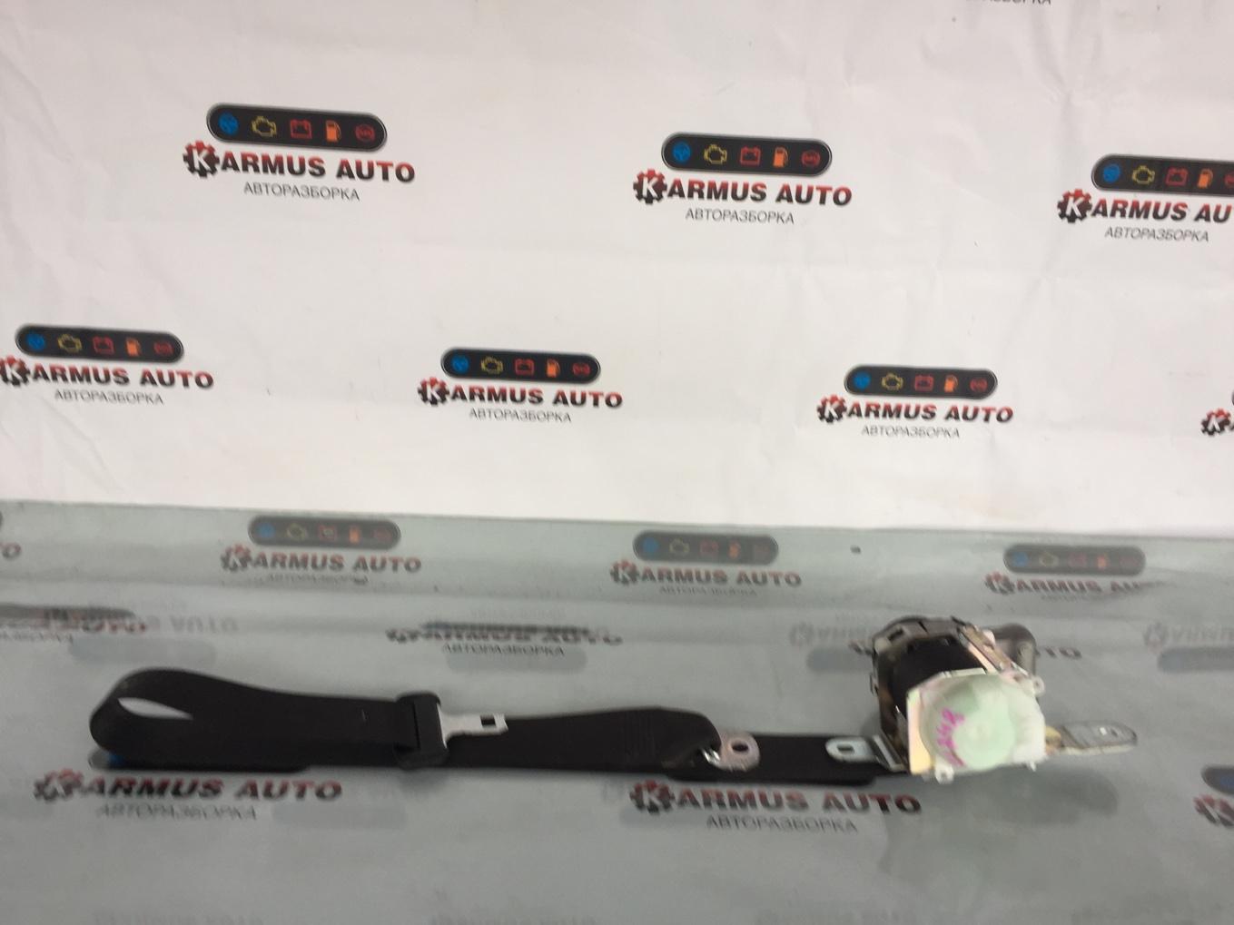 Ремень безопасности Lexus Gs450H GWL10 2GRFXE 2012 задний правый