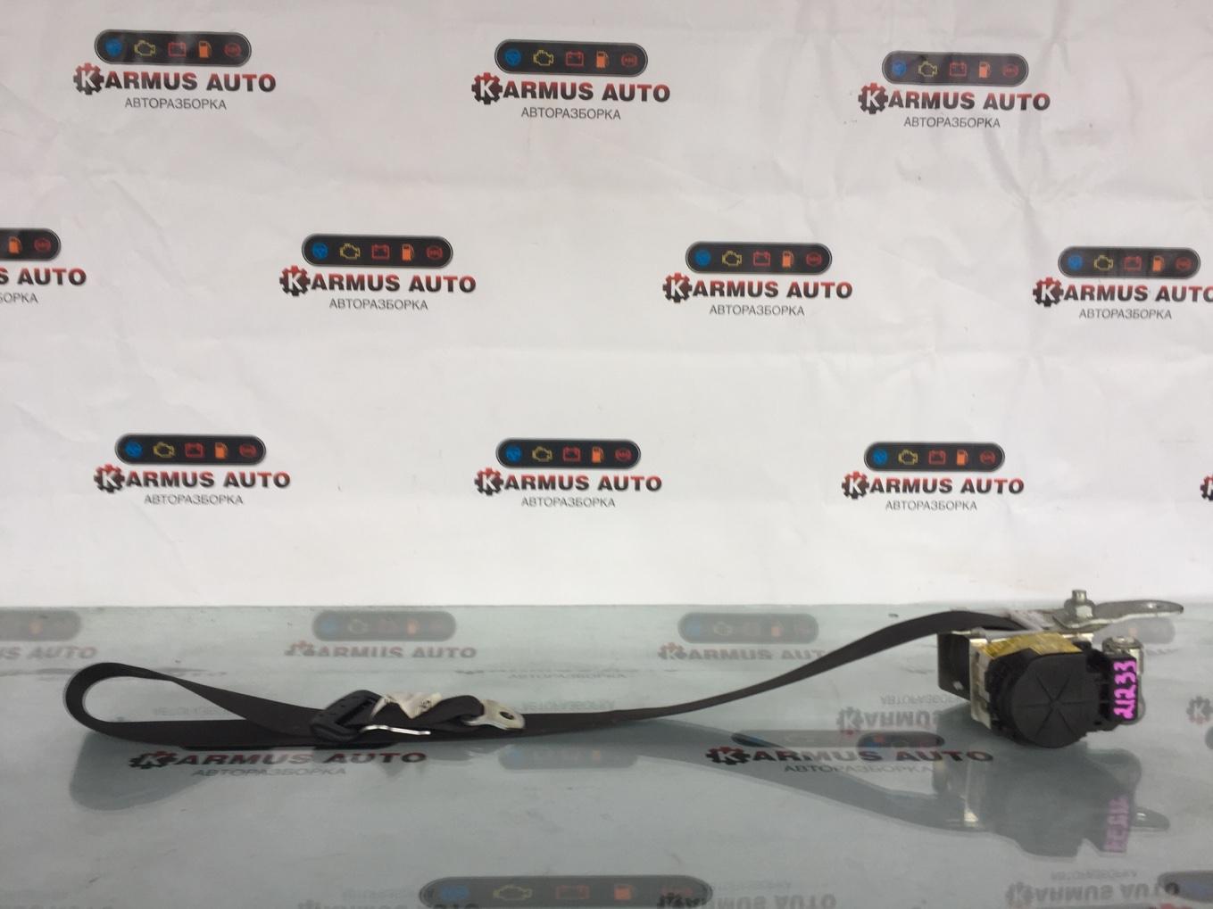 Ремень безопасности Lexus Gs450H GWL10 2GRFXE 2012 задний левый