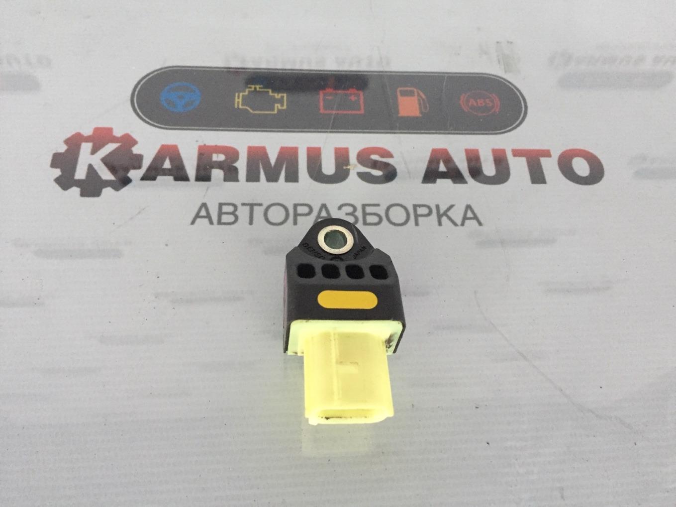 Датчик airbag Lexus Gs450H GWL10 2GRFXE 2012 задний левый