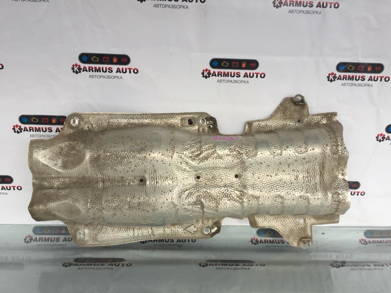 Тепловая защита глушителя Lexus Gs450H GWL10 2GRFXE 2012