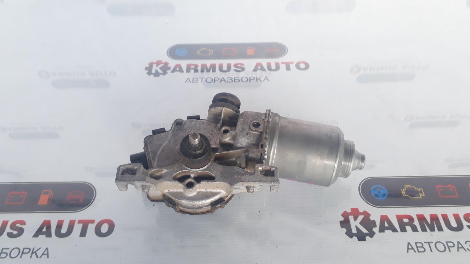 Мотор дворников Lexus Gs450H GWL10 2GRFXE 2012 передний