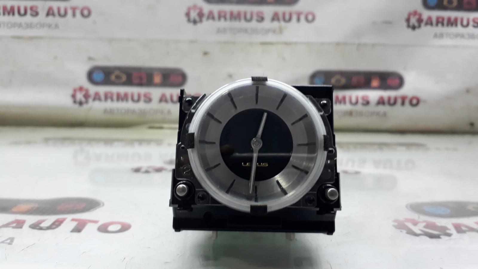 Часы Lexus Gs450H GWL10 2GRFXE 2012
