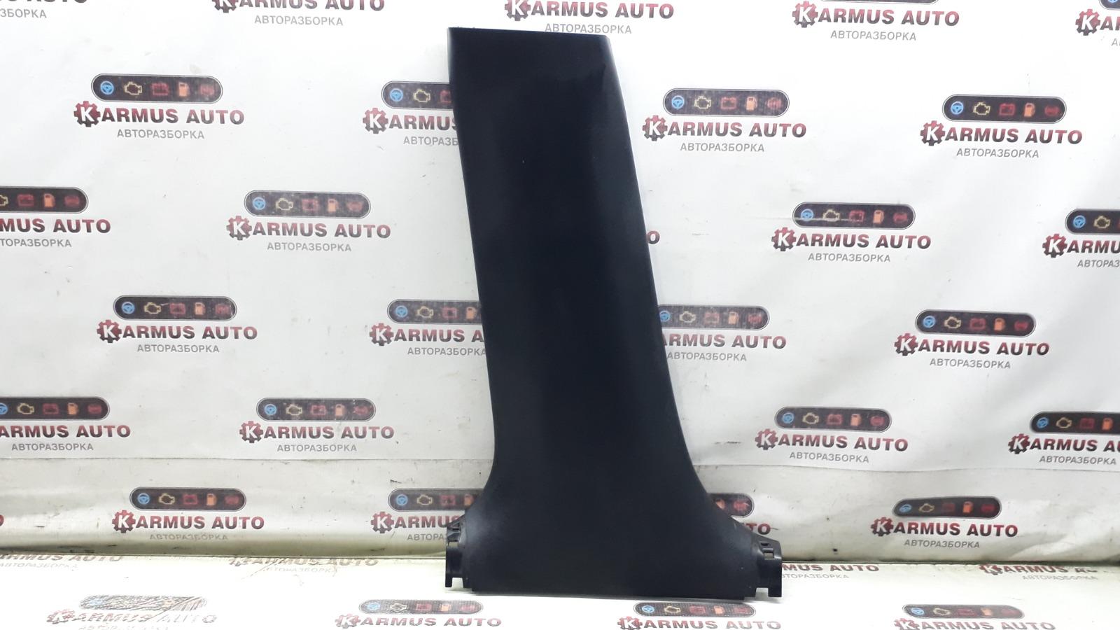 Обшивка стойки Lexus Gs450H GWL10 2GRFXE 2012 левая