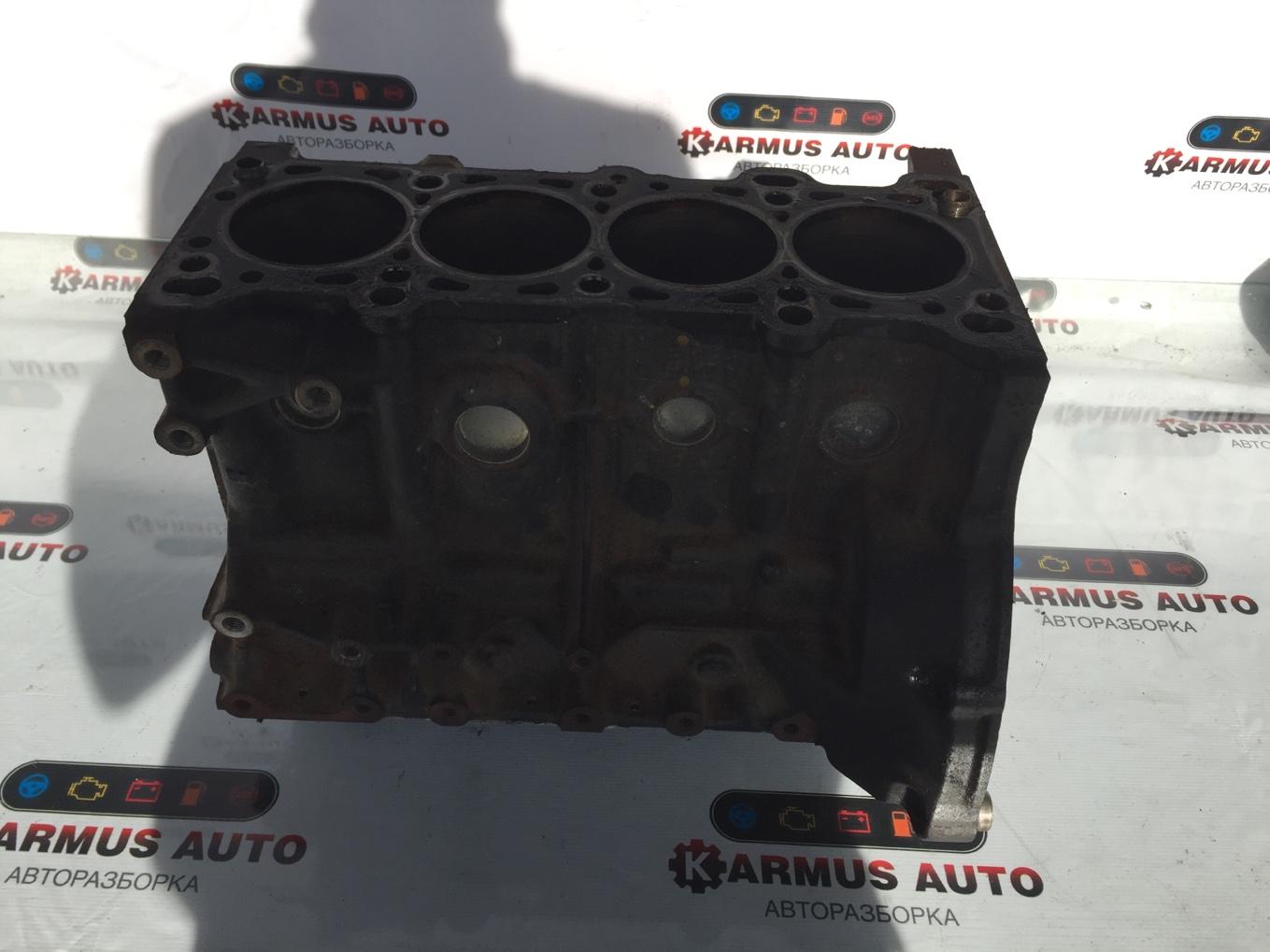 Блок цилиндров Mazda Familia BJ5W ZL