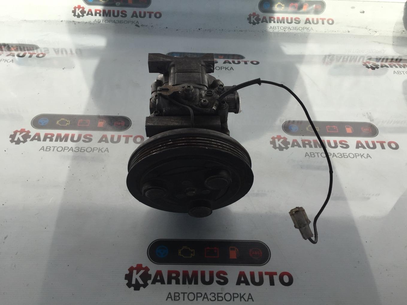 Компрессор кондиционера Mazda Familia BJ5W ZL