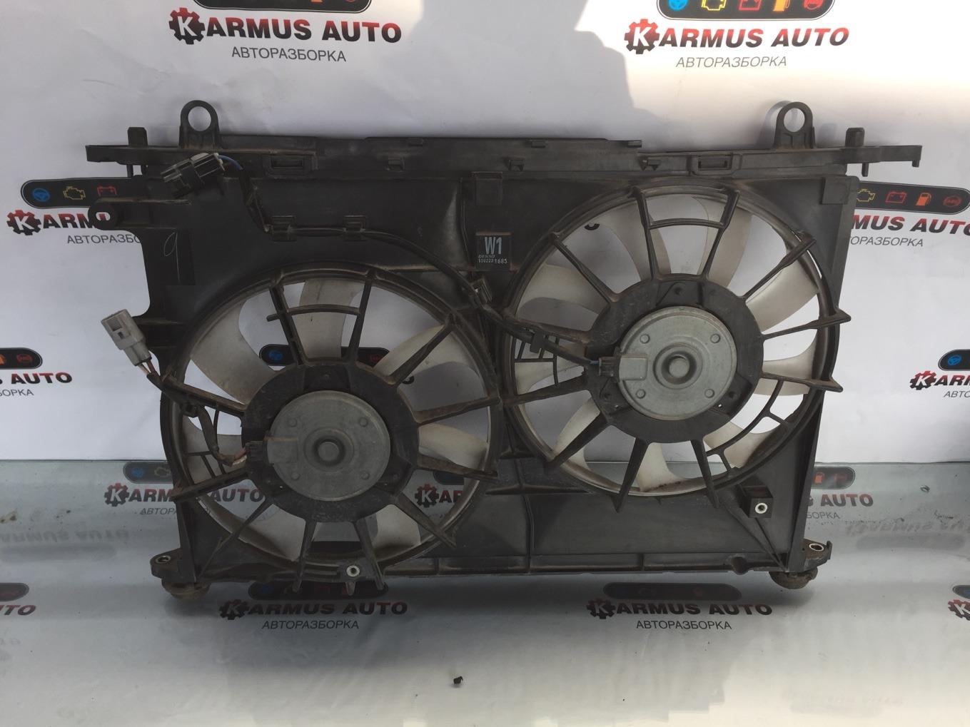 Диффузор радиатора Toyota Wish ZGE20