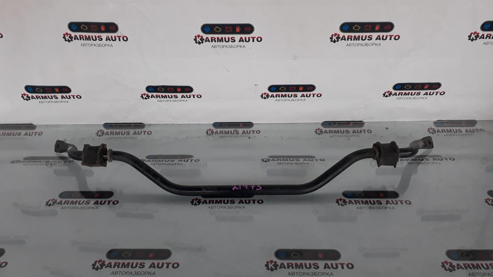 Стабилизатор Lexus Gs450H GWL10 2GRFXE 2012 передний