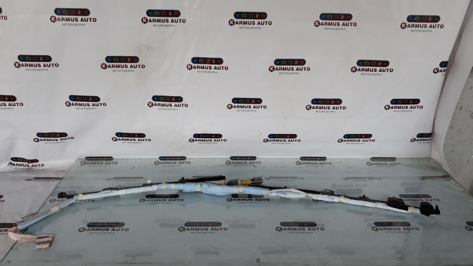 Подушка безопасности (шторка) на крышу Lexus Gs450H GWL10 2GRFXE 2012 левая