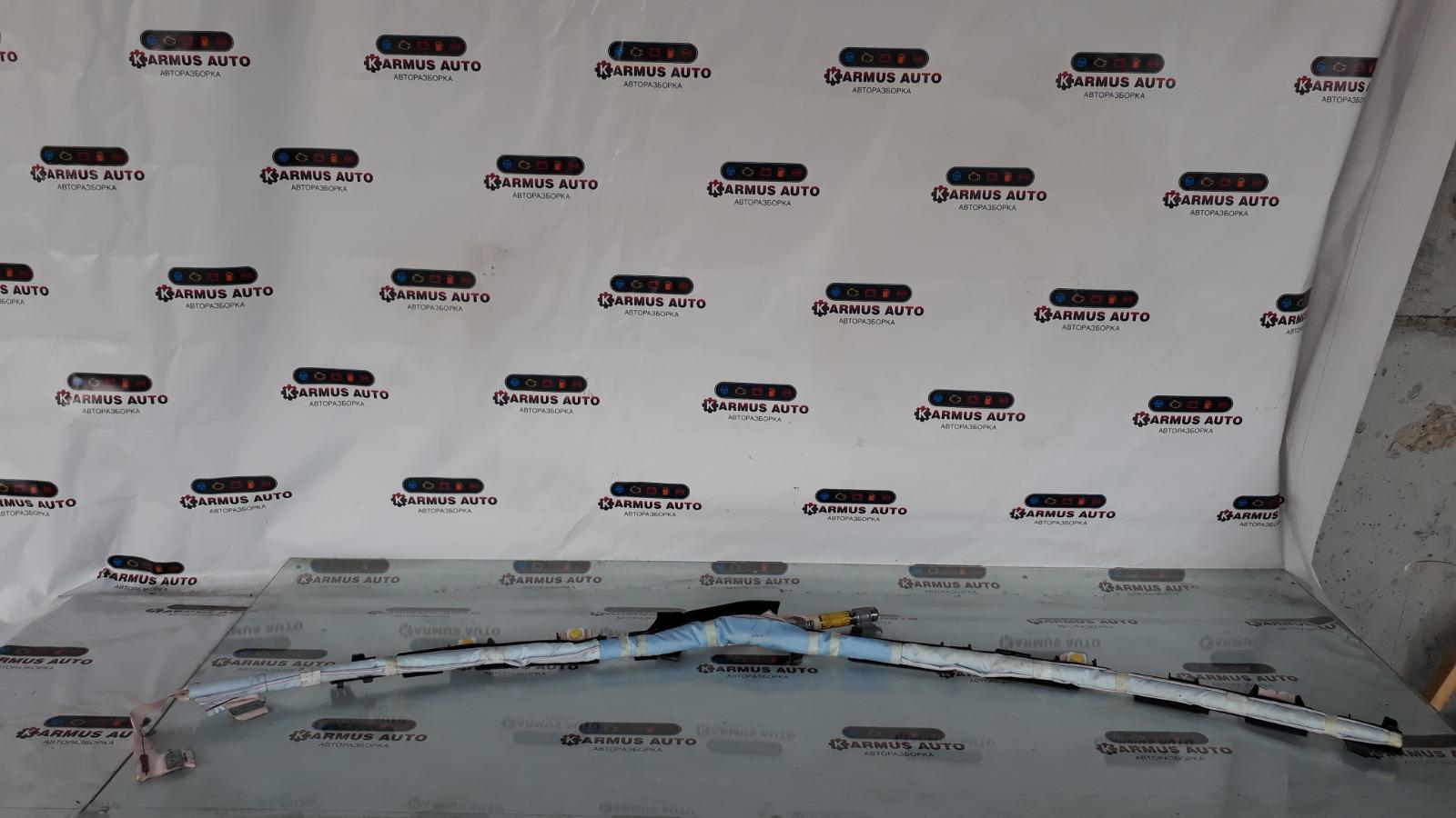 Подушка безопасности (шторка) на крышу Lexus Gs450H GWL10 2GRFXE 2012 правая