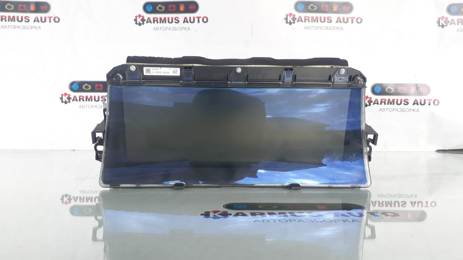 Монитор Lexus Gs450H GWL10 2GRFXE 2012