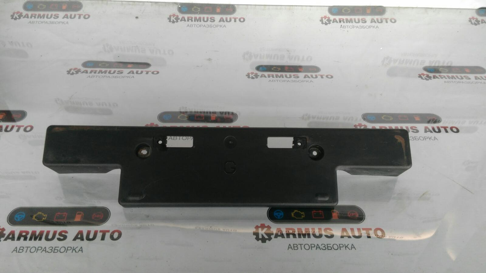 Панель крепления номерного знака Lexus Gx460 URJ150