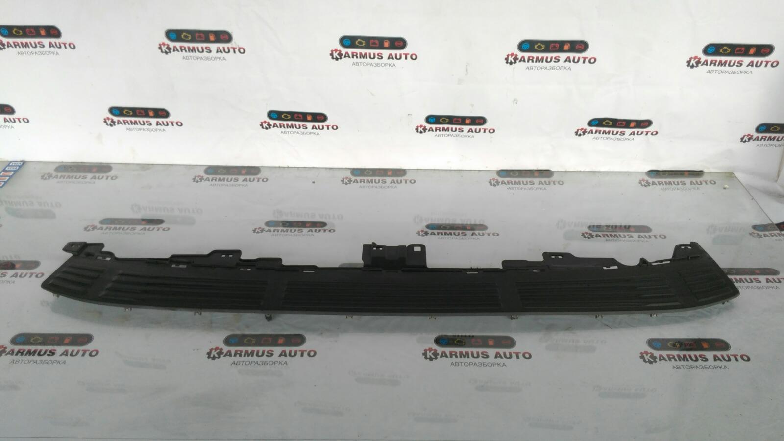 Накладка на бампер Lexus Gx460 URJ150 задняя