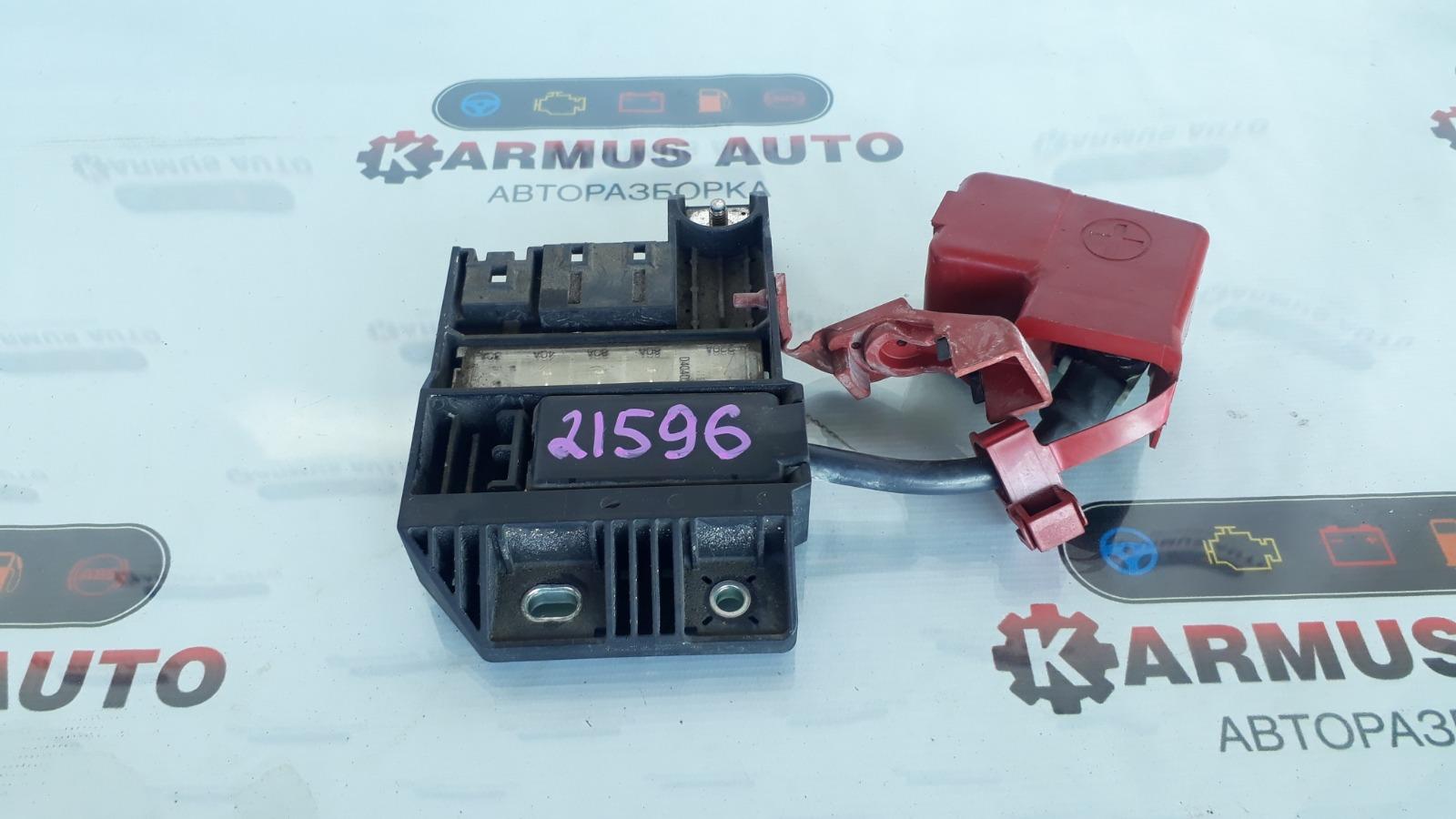 Клемма акб Lexus Gs450H GWL10 2GRFXE 2012