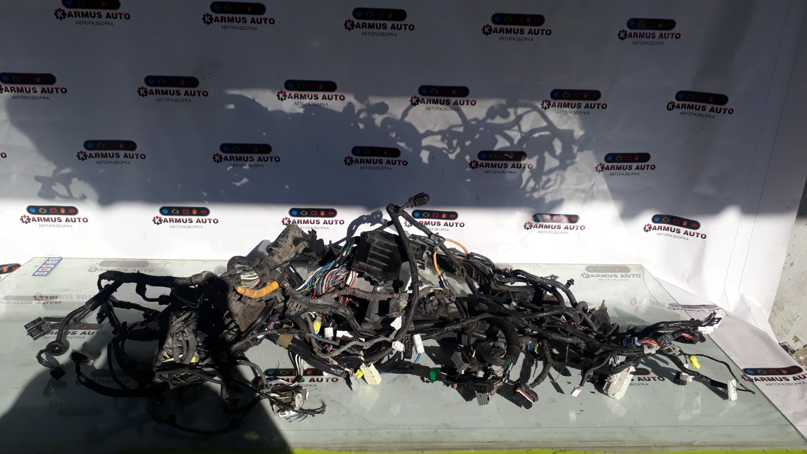 Коса подкапотная Lexus Gs450H GWL10 2GRFXE 2012