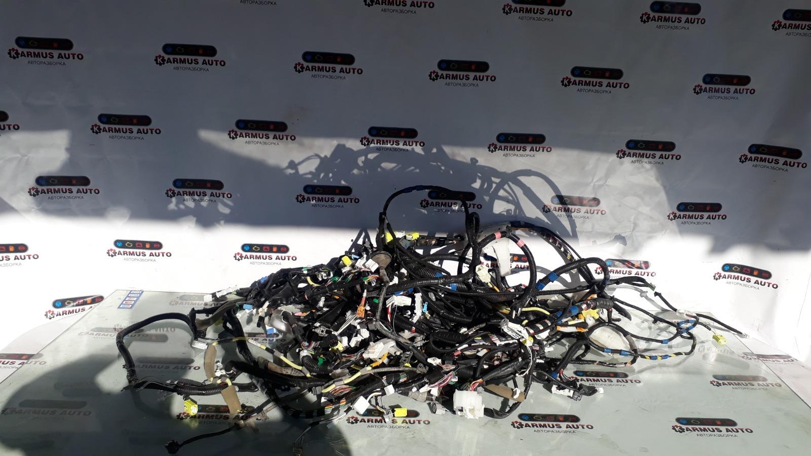 Коса салона Lexus Gs450H GWL10 2GRFXE 2012