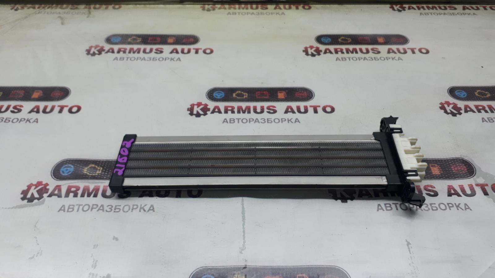 Радиатор отопителя Lexus Gs450H GWL10 2GRFXE 2012