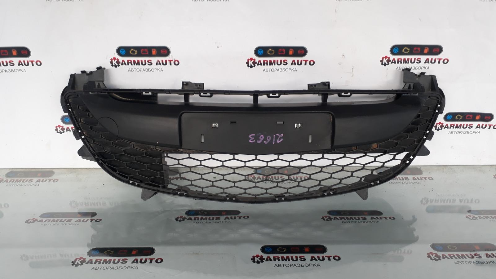 Решетка бампера Mazda Demio DE3AS передняя