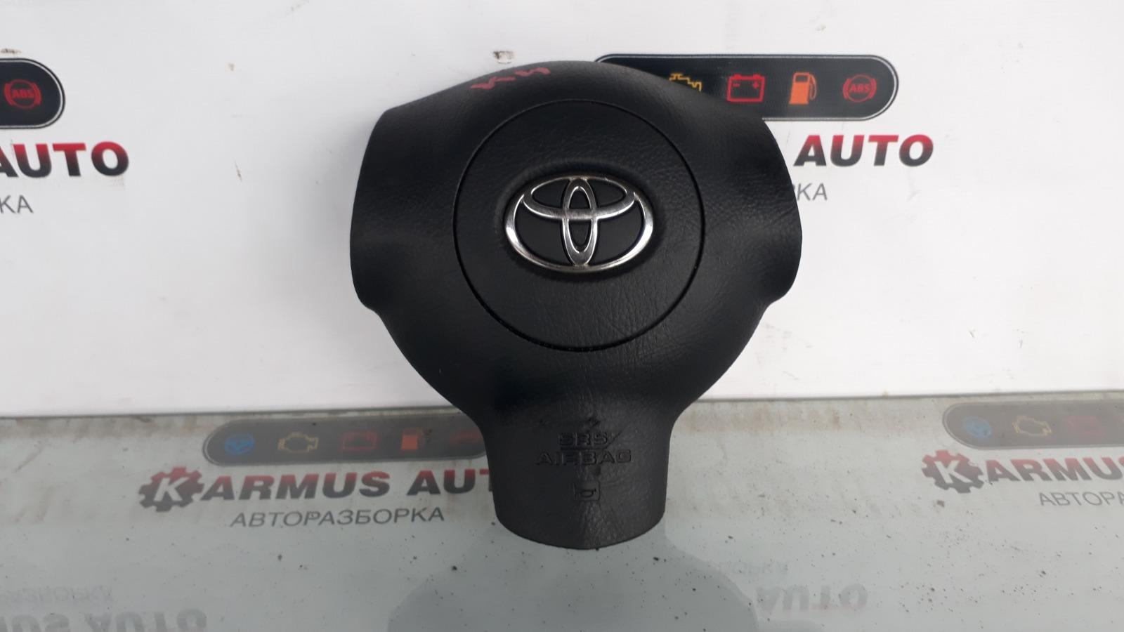 Подушка безопасности в руль Toyota Wish ANE10