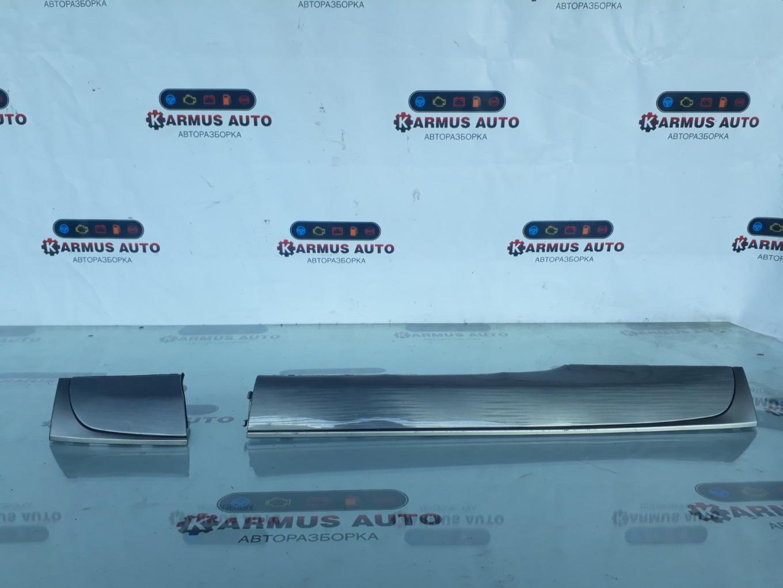 Молдинг передней панели Lexus Gs450H GWL10 2GRFXE 2012