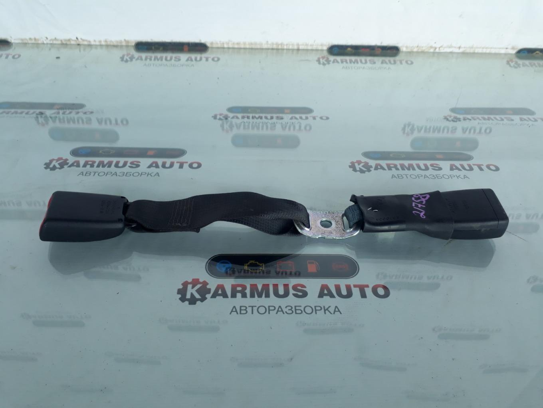 Замок ремня безопасности Lexus Gs450H GWL10 2GRFXE 2012 задний