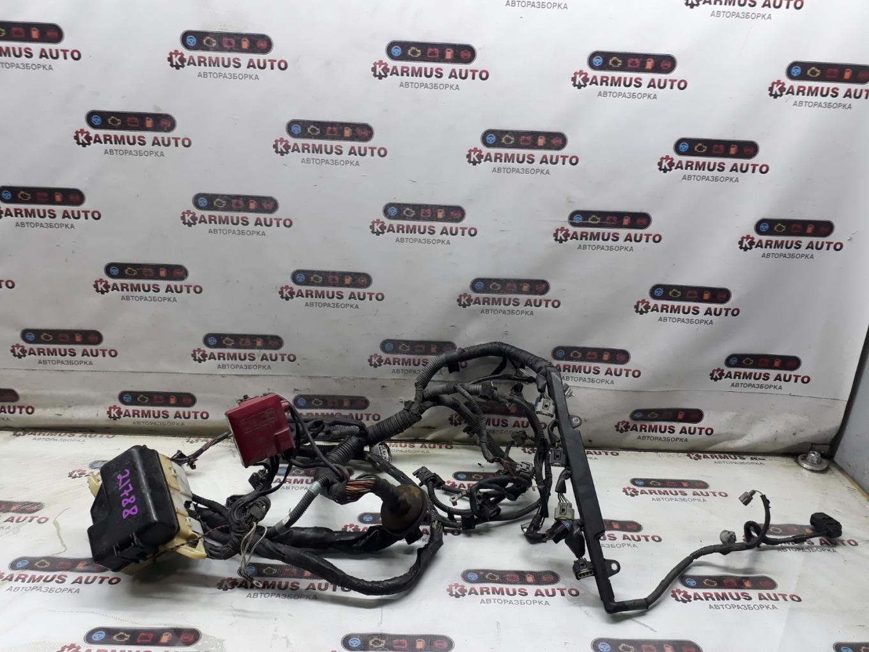 Коса двигателя Toyota Vitz SCP10