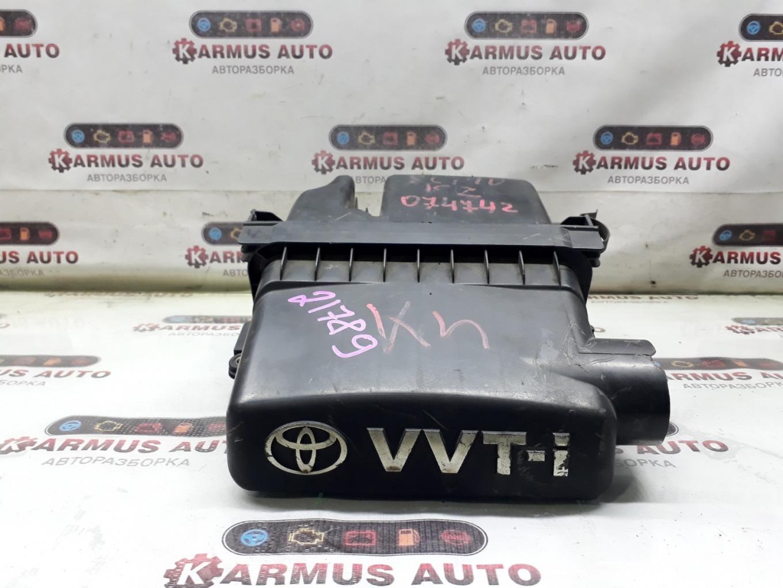 Корпус воздушного фильтра Toyota Vitz SCP10