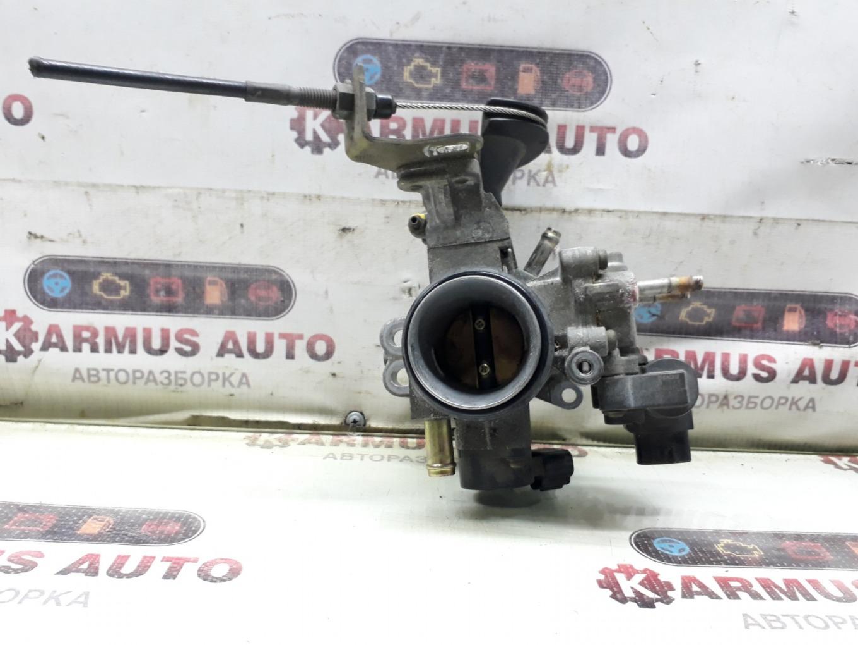 Дроссельная заслонка Toyota Vitz SCP10