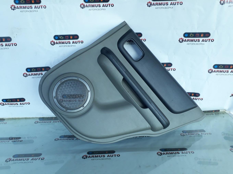 Обшивка двери Nissan Xtrail NT30 задняя правая