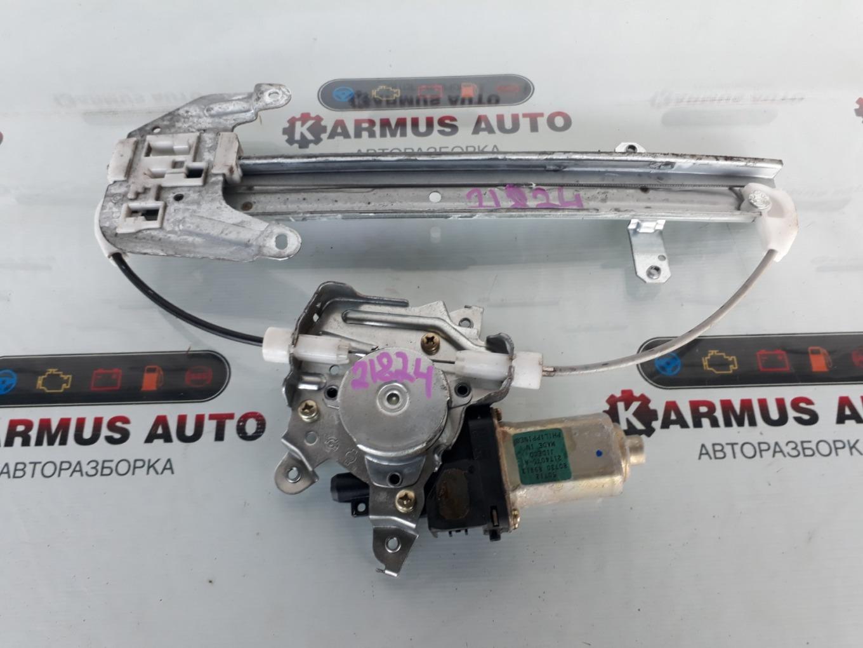 Стеклоподъемный механизм Nissan Xtrail NT30 задний правый