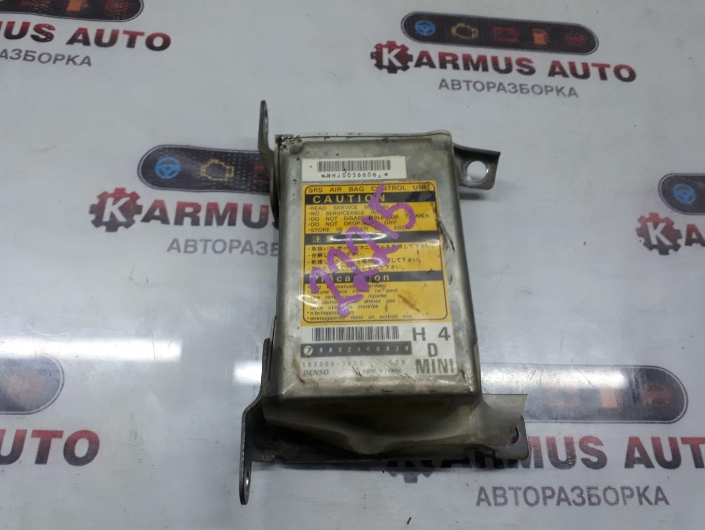 Блок управления airbag Subaru Forester SF5 EJ205