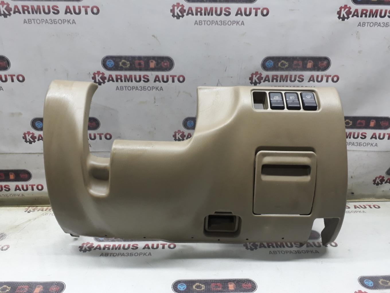 Консоль под рулевой колонкой Subaru Forester SF5 EJ205