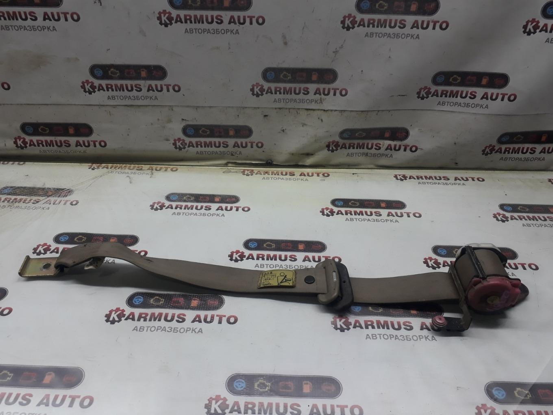Ремень безопасности Subaru Forester SF5 задний левый