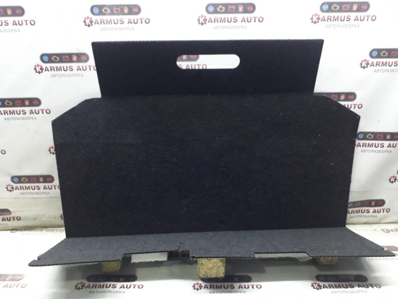Панель пола багажника Nissan Note E11
