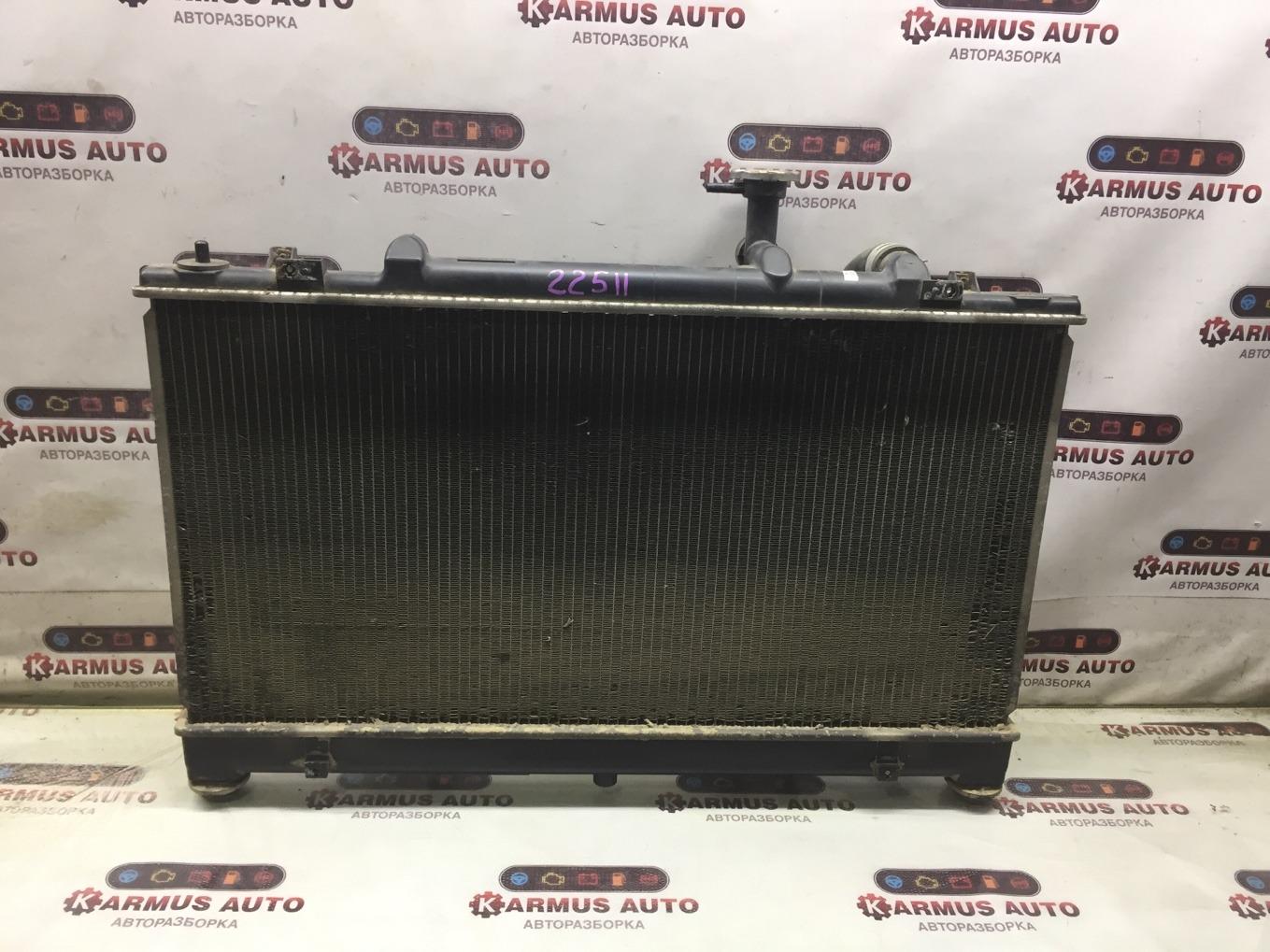 Радиатор охлаждения двигателя Mazda Atenza GG3P