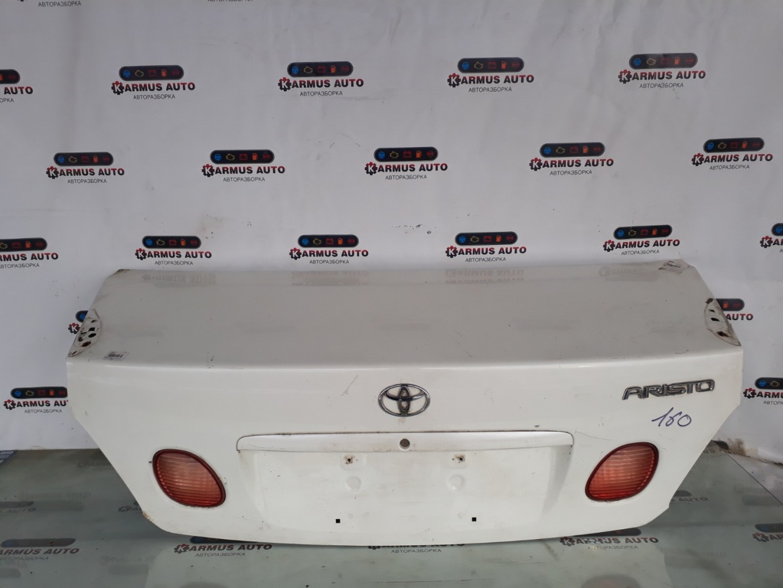 Крышка багажника Toyota Aristo JZS160 2JZGE