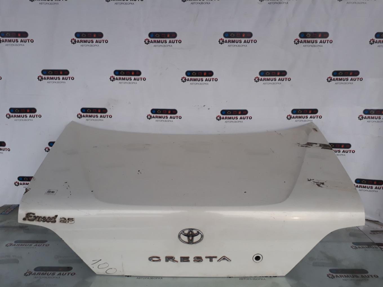 Крышка багажника Toyota Cresta JZX105 1JZGTE