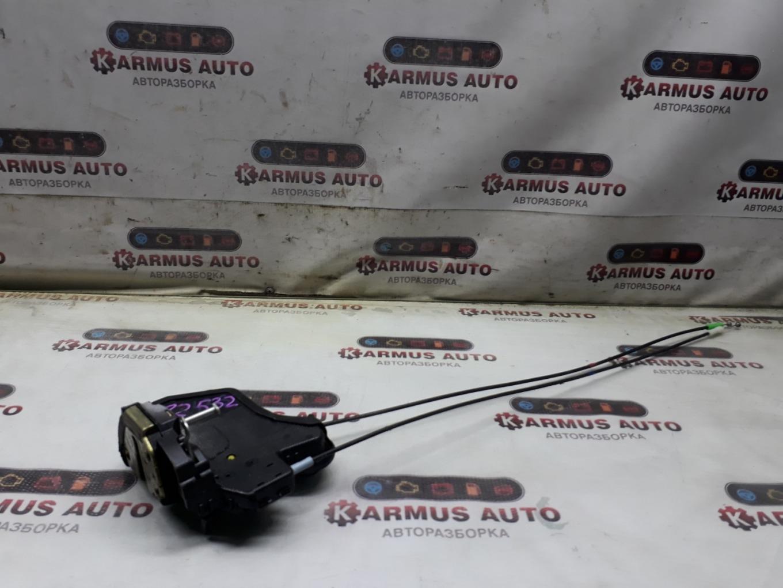 Замок двери Toyota Allion AZT240 1AZFSE задний правый